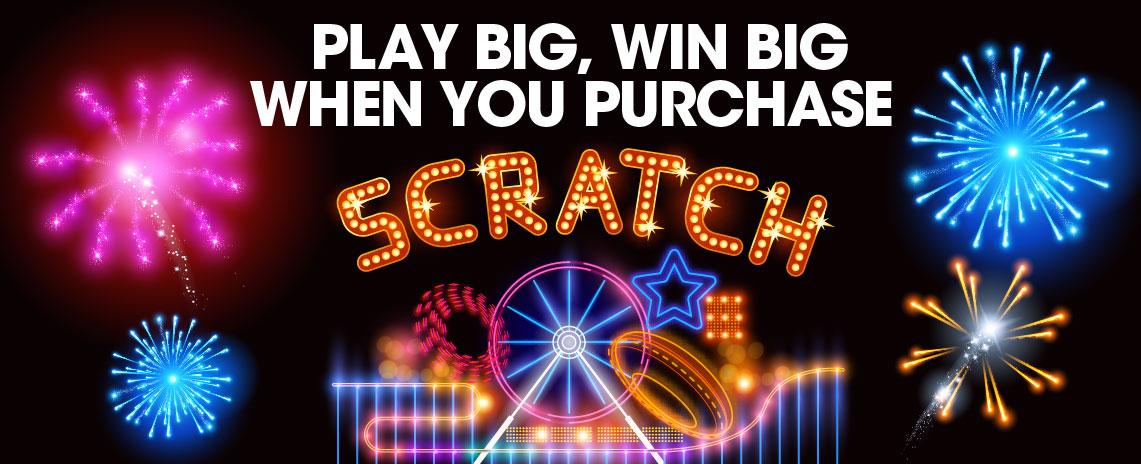 Washington State Fair - Play Big, Win Big
