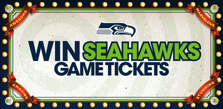 Spokane Fair - Seahawks Game Tickets