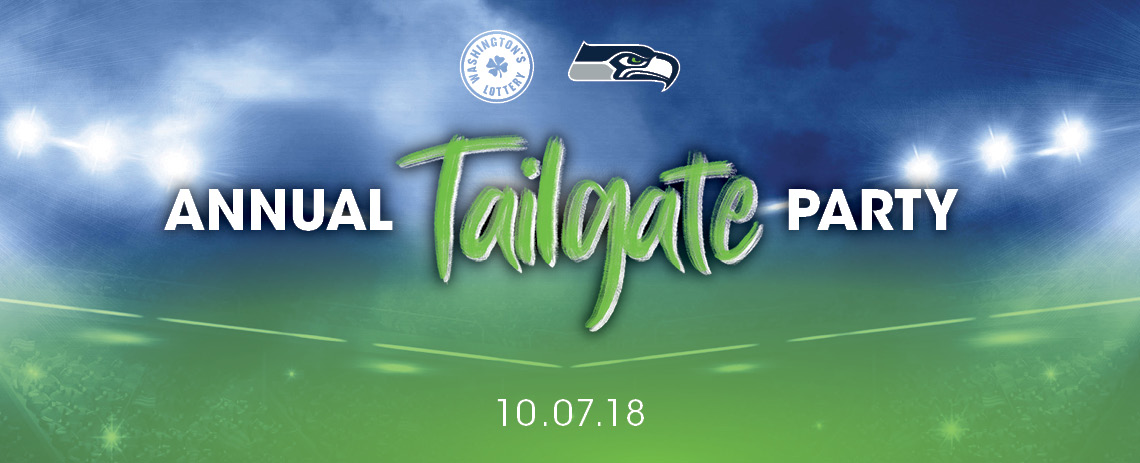 Seahawks Tailgate Party 2018