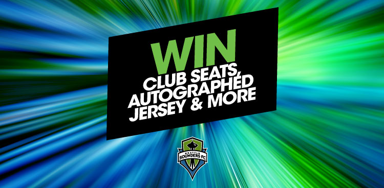 Win Club Seats, Autographed Jersey & More