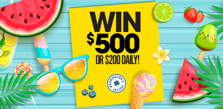 Taste of Tacoma - Win $500 or $200 Daily!