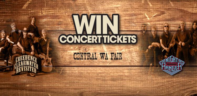 Win Concert Tickets