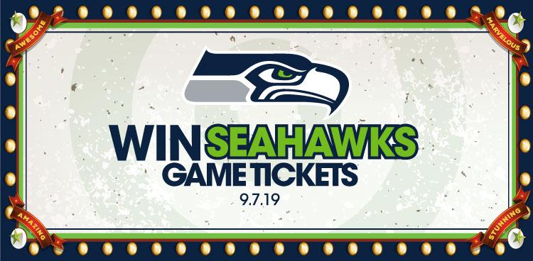 Spokane Fair - Win Seahawks Game Tickets