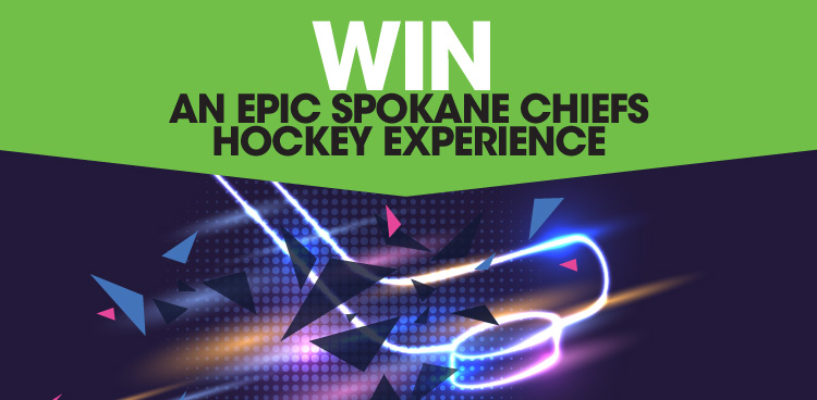 WIN AN EPIC HOCKEY EXPERIENCE