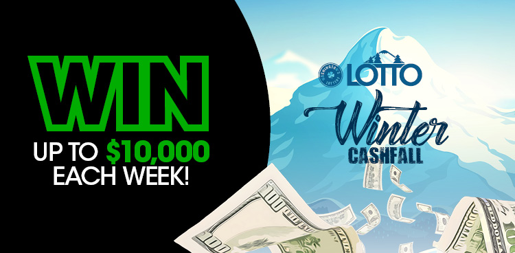 Lotto Winter Cashfall