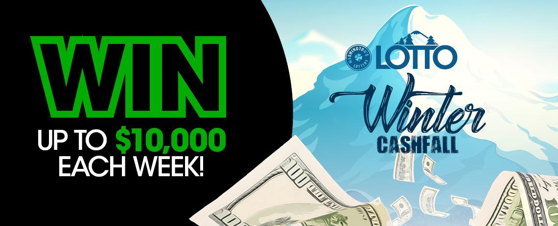 Lotto Winter Cashfall