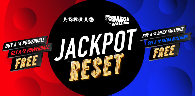 Powerball and Mega Millions Jackpot Reset