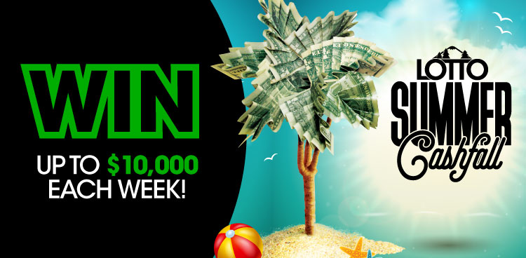 Lotto Summer Cashfall