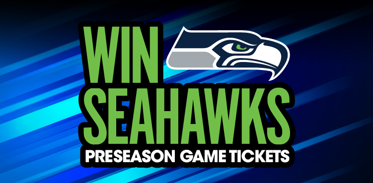 Win Seahawks Preseason Game Tickets