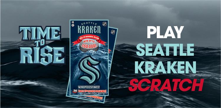 Seattle Kraken Scratch
