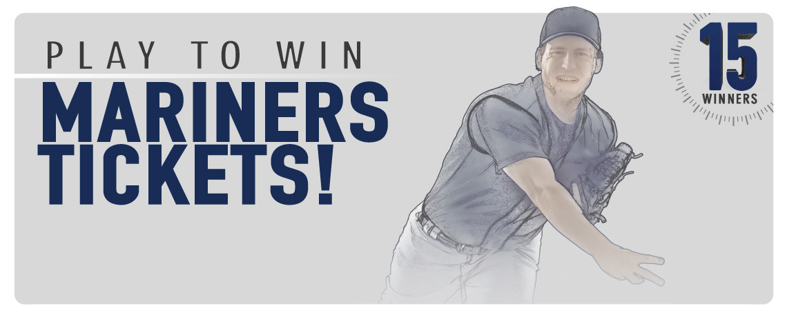Play To Win Mariners Tickets