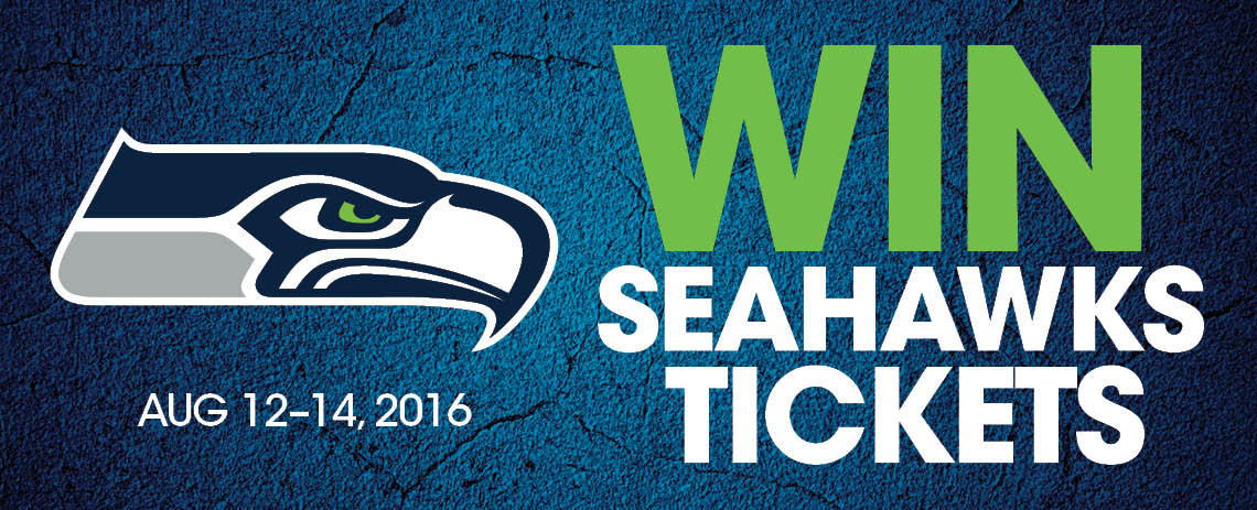Win Seahawks Tickets