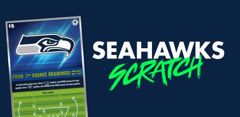 Seahawks Scratch