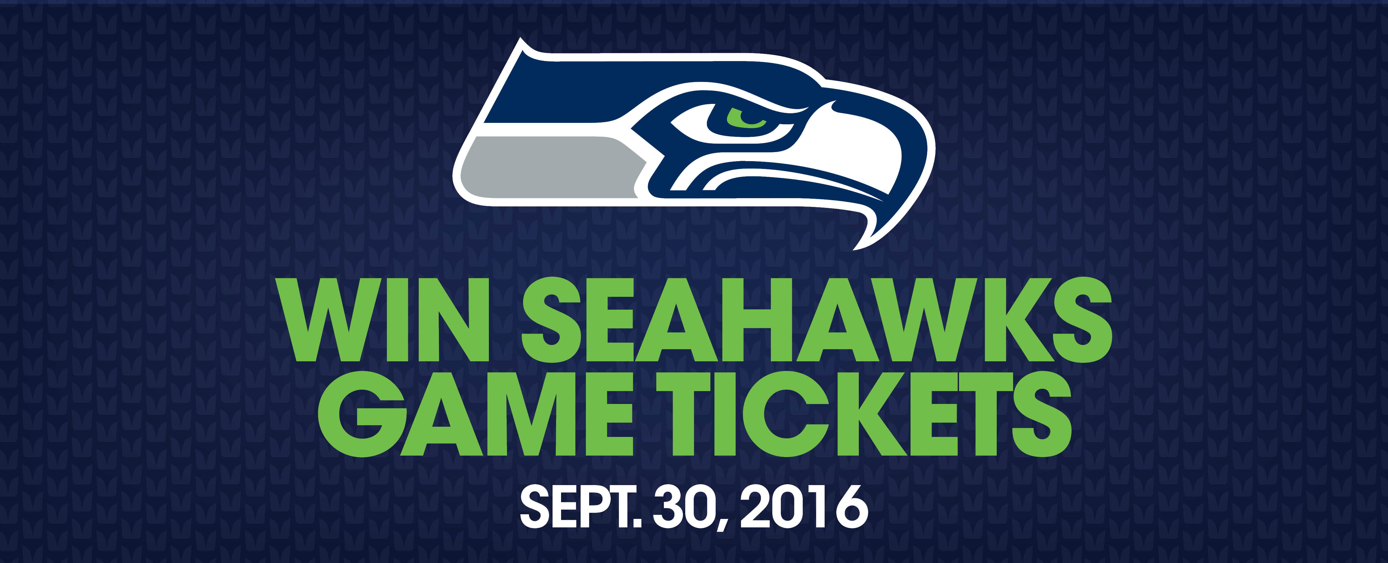 Central Washington Fair - Seahawks Game Tickets