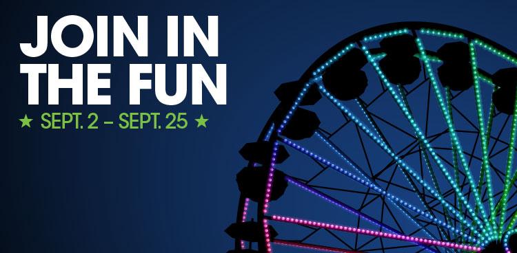 Washington State Fair Join the Fun