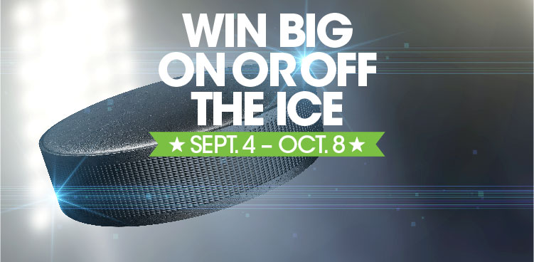 Win Big On Or Off The Ice