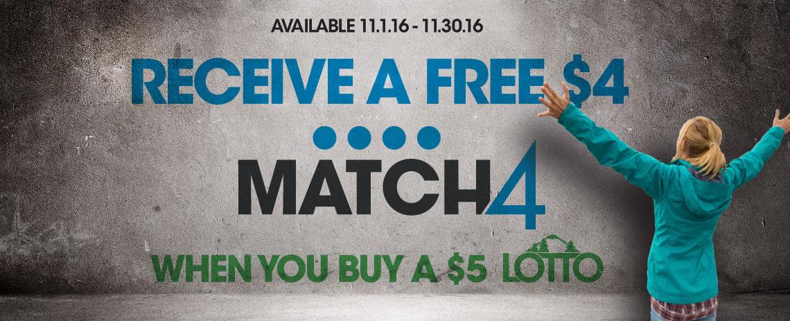 Winco Free Match 4