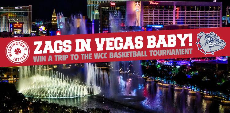 Trip to See Gonzaga Play in Las Vegas