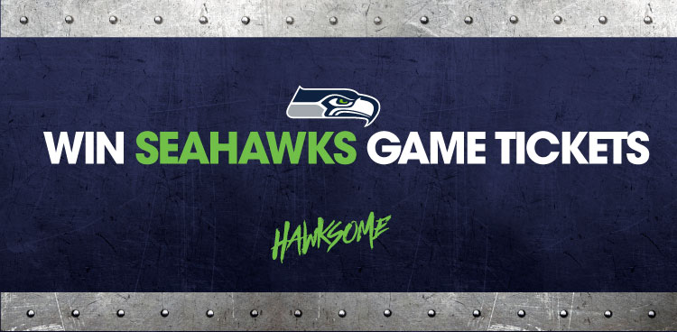 Win Seahawks Game Tickets