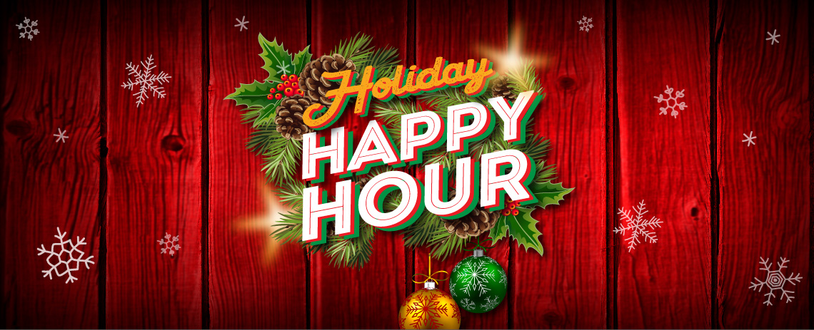7-Eleven Holiday Happy Hour