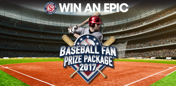 Win an Epic Baseball Fan Prize Package