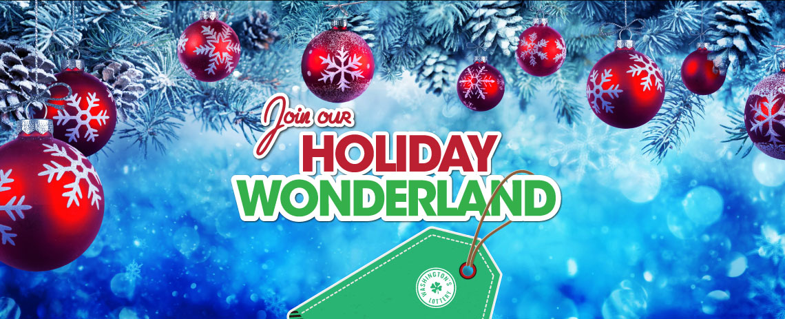 Holiday Wonderland at the Malls
