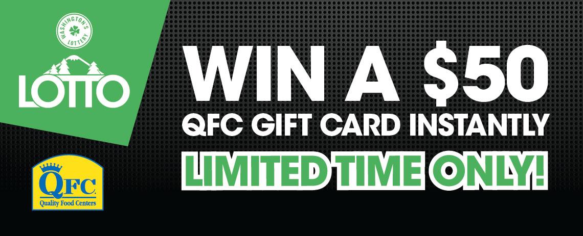 $50 QFC Gift Card