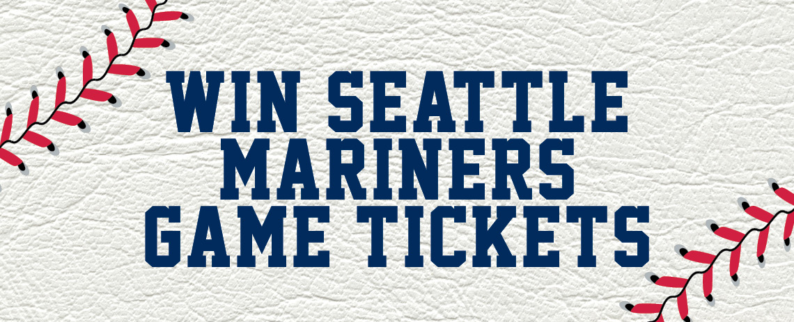 Seattle Mariners Game TIckets