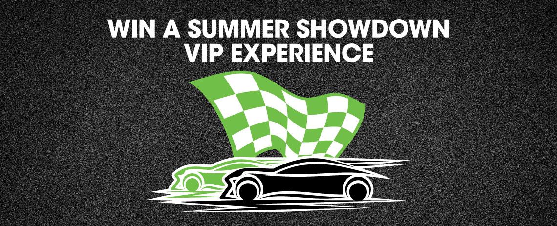 Summer Showdown VIP Experience