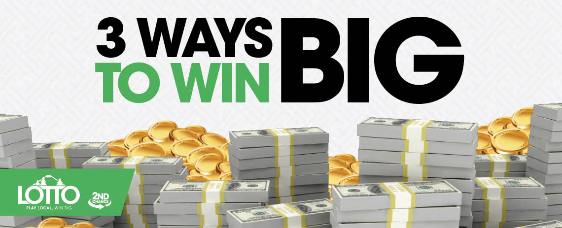 3 Ways to Win Big