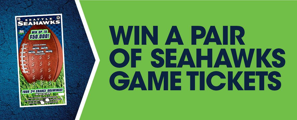 Clark County Fair - Seahawks Game Tickets
