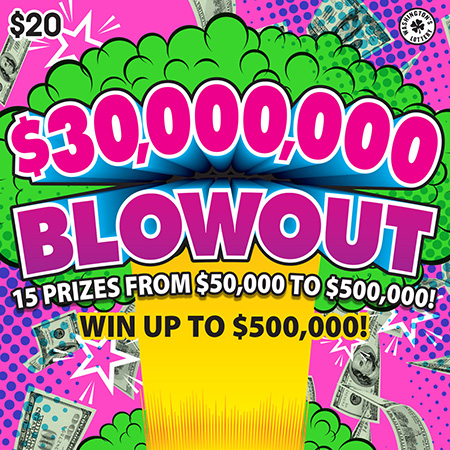 $30,000,000 BLOWOUT