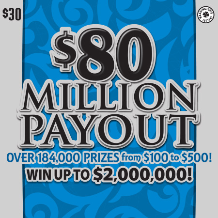 $80 MILLION PAYOUT