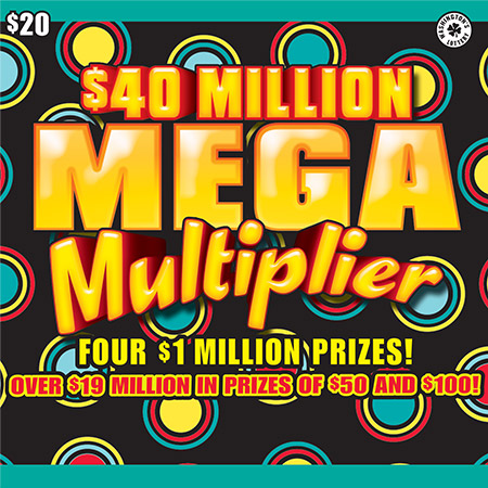 $40 MILLION MEGA MULTIPLIER