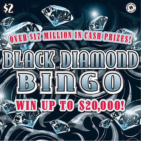 BLACK DIAMOND BINGO