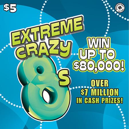 EXTREME CRAZY 8S
