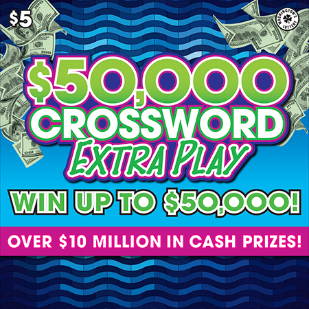 $50,000 CROSSWORD EXTRA PLAY