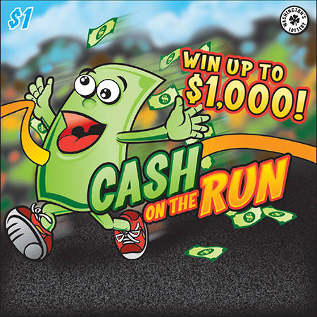 CASH ON THE RUN
