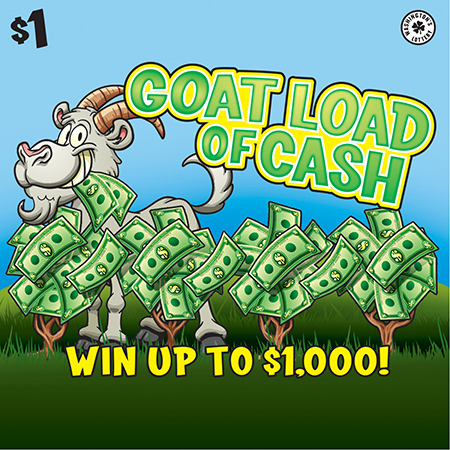 GOAT LOAD OF CASH