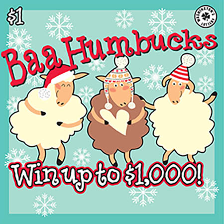 Washingtons lottery scratch top prizes remaining baa humbucks sciox Image collections