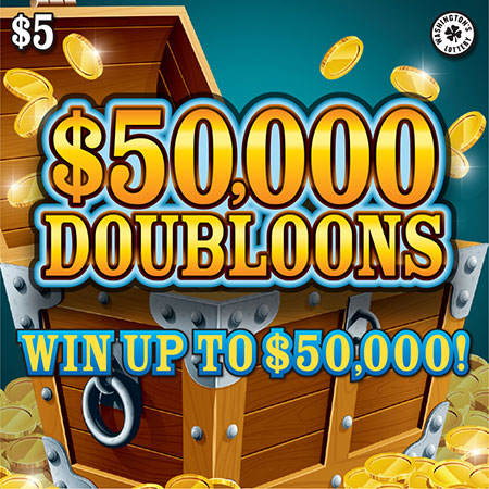 $50,000 DOUBLOONS