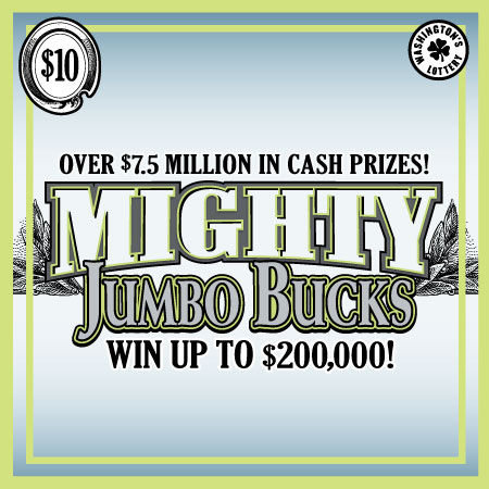 MIGHTY JUMBO BUCKS