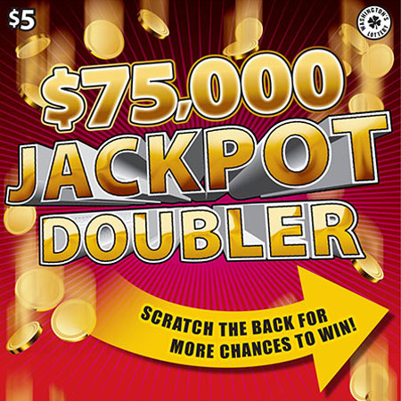 $75,000 JACKPOT DOUBLER