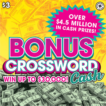 BONUS CROSSWORD CASH