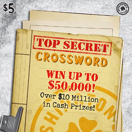 TOP SECRET CROSSWORD