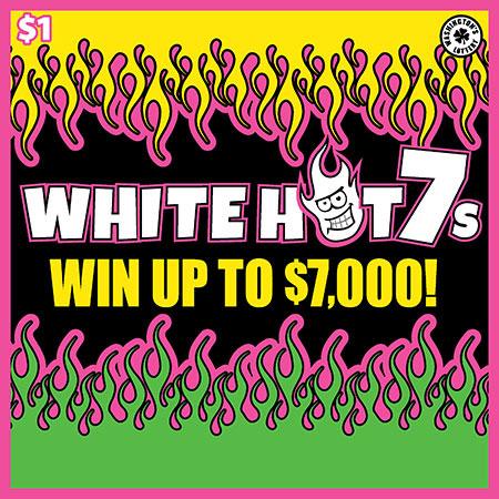 WHITE HOT 7S