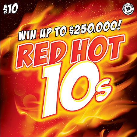 RED HOT 10S