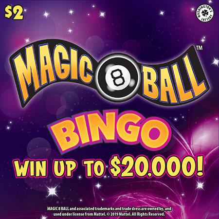 MAGIC 8 BALL BINGO