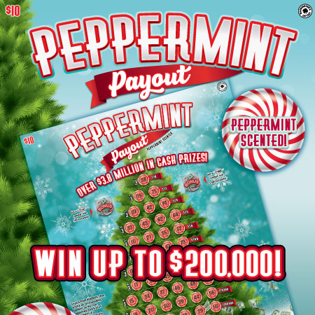 PEPPERMINT PAYOUT