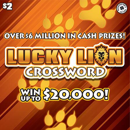 LUCKY LION CROSSWORD